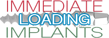 Immediate Loading Implants logo